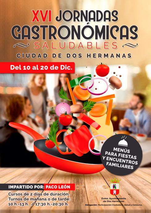 XVI Jornadas Gastronómicas en Dos Hermanas