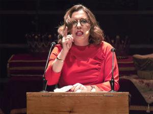 Laura Díaz Cardona - Pregonera de la Cabalgata de Reyes 2019