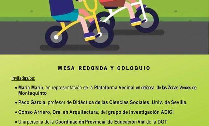 """Photo of Mesa redonda y coloquio: """"Por un barrio para niñas y niños"""""""