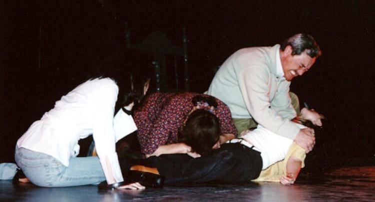 """Photo of Colectivo de Teatro Vistazul presenta """"Perdóname"""" en el CSD Vistazul"""