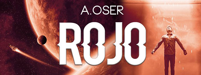 Rojo de A. Oser publicado por LxL Editorial