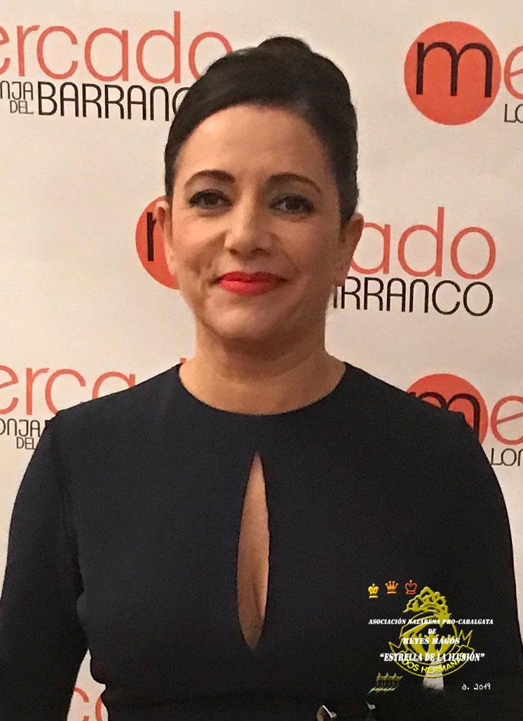Rey Baltasar - Dª. Eva María Garrido García 2019