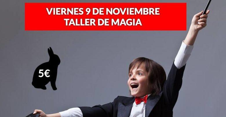 Photo of Taller de Magia en Ludoteca Imagic