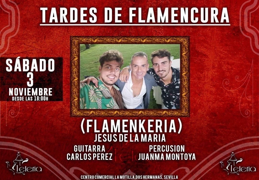 """Tardes de flamencura con """"Flamenkería"""" en La Teteria de la Motilla"""