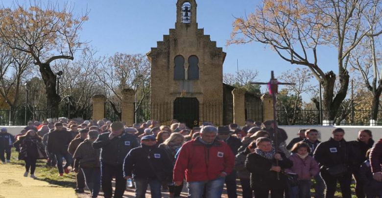 Photo of Aplazada la V Peregrinación andando al Real Santuario de Cuarto