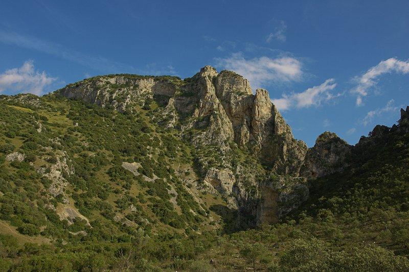 Vía Verde de la Sierra Olvera, Coripe y Puerto Serrano