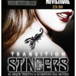 Transition Stingers tributo a Scorpions