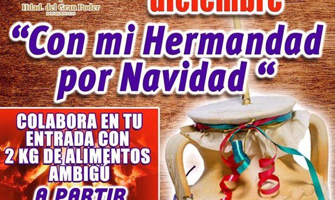 """Photo of Zambombá """"Con mi Hermandad por Navidad"""""""