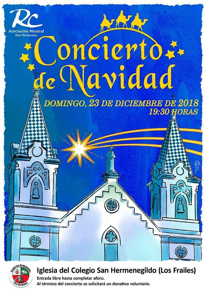 Concierto de Navidad de la Asociación Musical Regina Coeli 2018