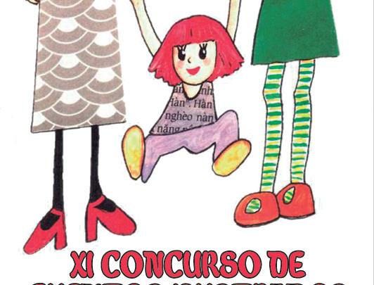 """XI Concurso de Cuentos Ilustrados """"Cuentos para la Igualdad"""" 2018"""