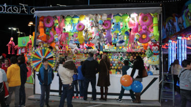Atracciones de Feria en Montequinto 2018