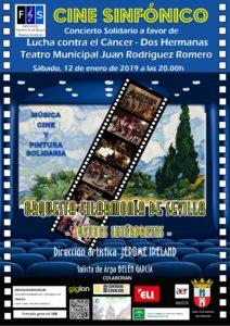 Cine Sinfónico en el Teatro Municipal Juan Rodríguez Romero