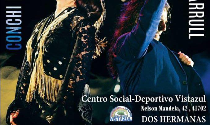 Concierto flamenco en CSD Vistazul