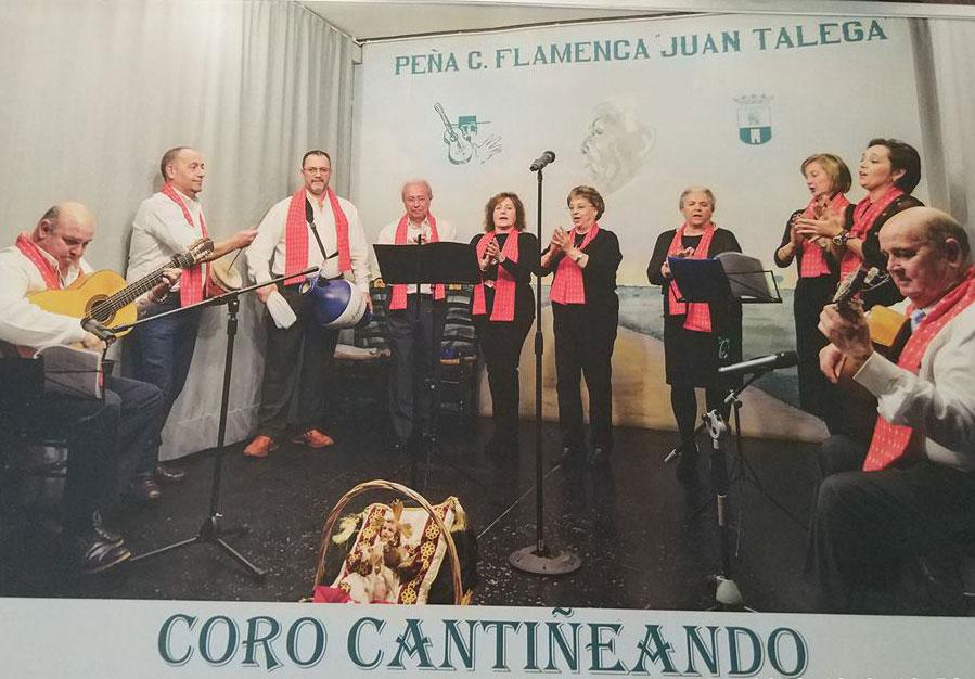 Coro Cantiñeando de la Peña Juan Talega
