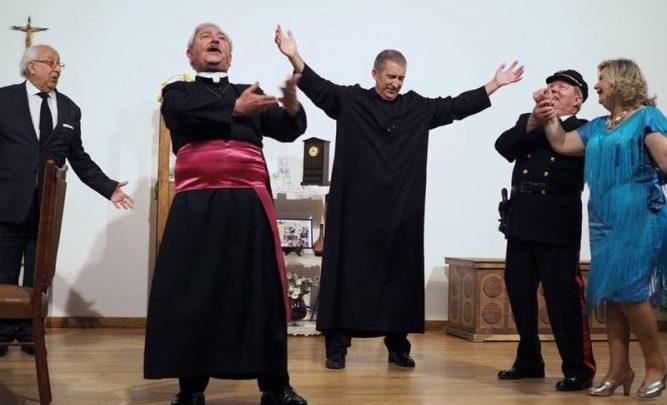 El tonto es un sabio obra de Adrián Ortega y Sigfrido Blasco