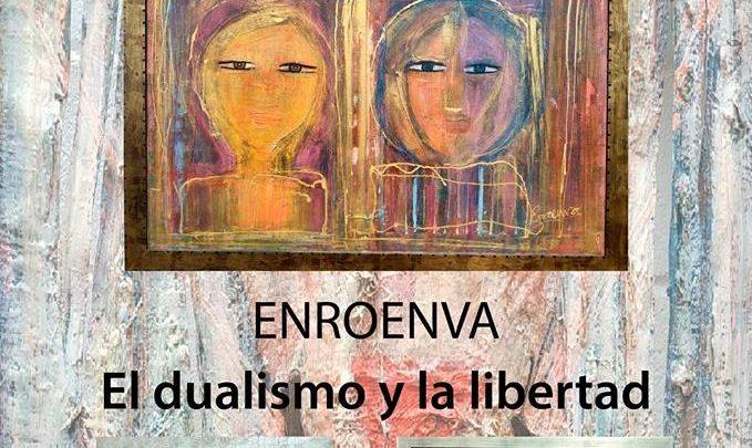 """Photo of Exposición de pintura """"El dualismo y la libertad"""" en la Biblioteca de Montequinto"""