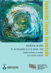 Exposición Espacio Encantado en La Almona