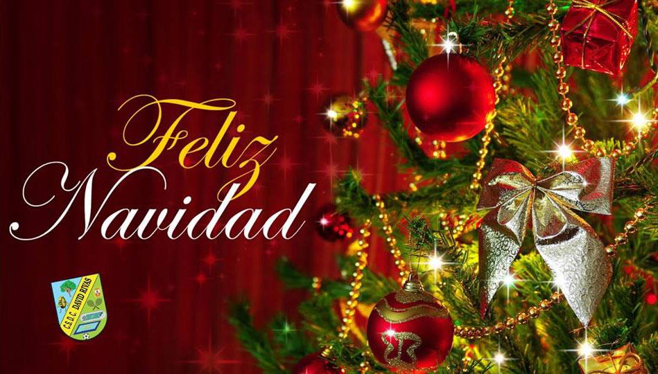 Feliz Navidad en el CSDC David Rivas en Dos Hermanas
