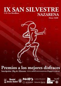 IX San Silvestre Nazarena organizado por C. D. Los Botellines