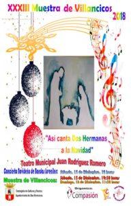 """XXXIII Muestra de Villancicos """"Así canta Dos Hermanas a la Navidad"""""""