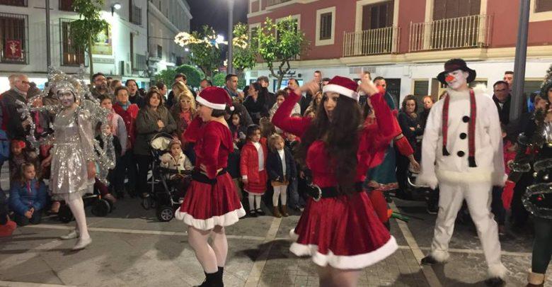 Photo of Animación y actividades de Navidad en el centro de Dos Hermanas