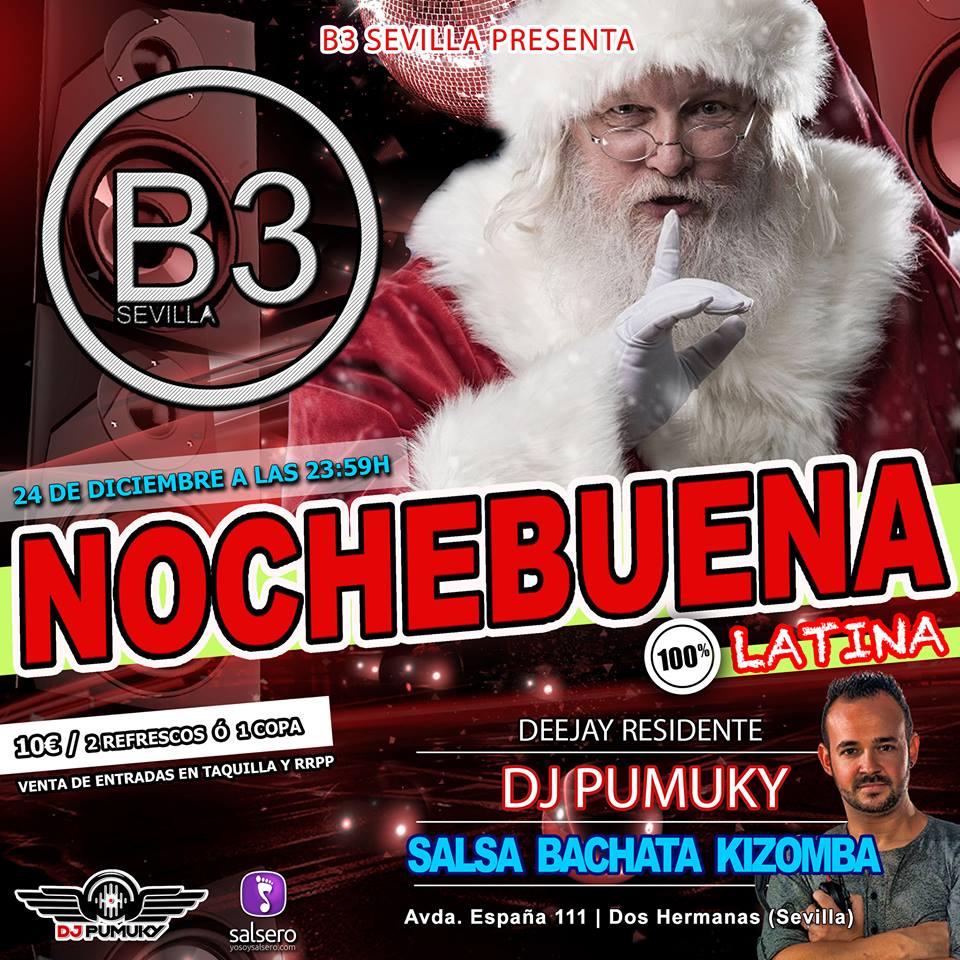 Nochebuena B3 Sevilla 100% Latina
