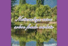 Presentación del libro 'Naturaleza viva sobre fondo violeta' 2018