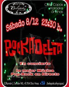 Rockadelia en Belepok Café