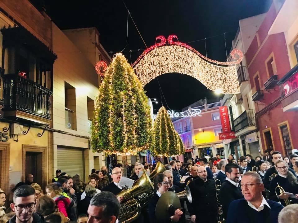 San Sebastián y Plaza de Abastos celebran la Navidad