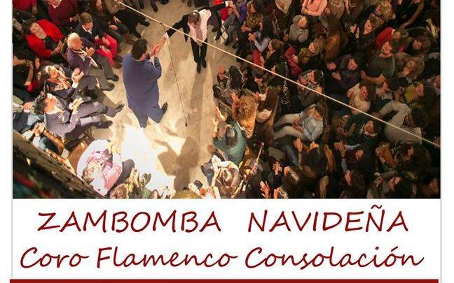 Zambomba Navideña en el Club de Campo La Motilla