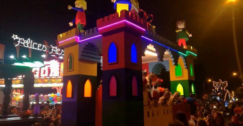Photo of Cabalgata de Reyes Magos de Montequinto 2019