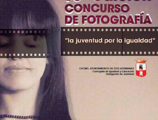 10ª edición Concurso de Fotografía La juventud por igualdad en Dos Hermanas