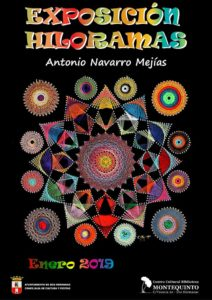 Exposición de Hiloramas de Antonio Navarro Mejías