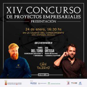 Presentación del XIV Concurso de Proyectos Empresariales en la Ciudad del Conocimiento