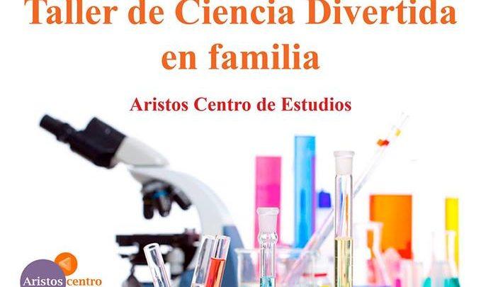 Comparte Tu Estrella: Taller de Ciencia Divertida en familia