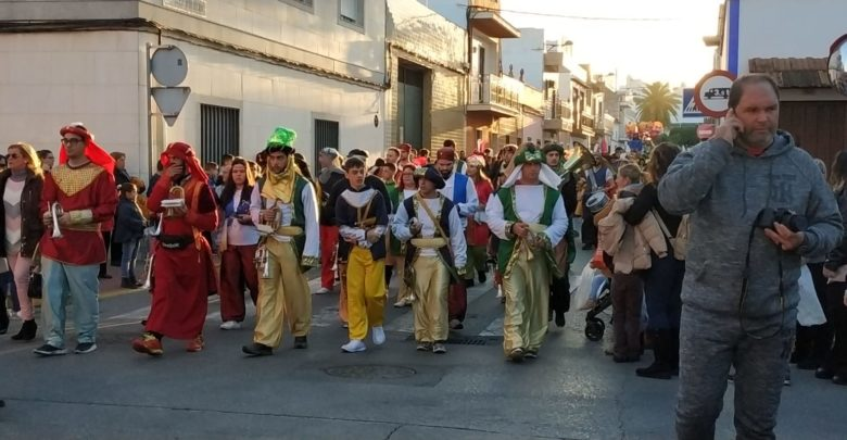 Photo of Cabalgata del Gran Visir 2019 en Dos Hermanas