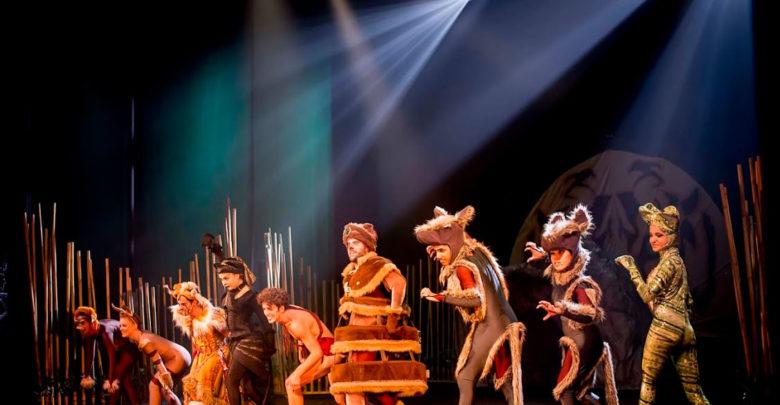 Photo of El libro de la selva: La aventura de Mowgli el Musical en el Teatro Municipal
