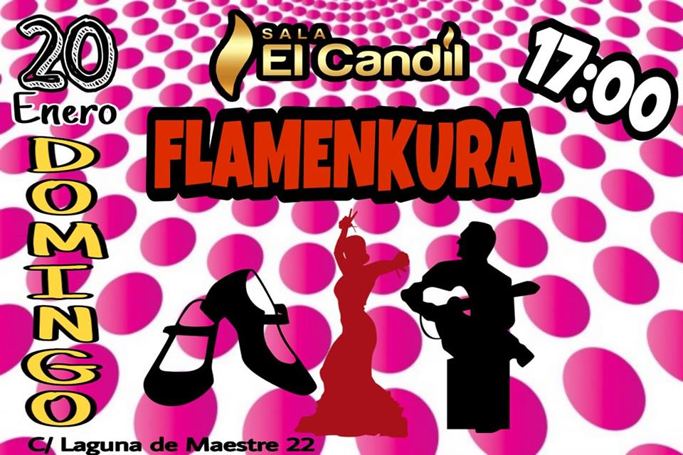 Flamenkura en Sala El Candil