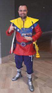 Fran Olivera pregonero del Carnaval de Dos Hermanas 2019