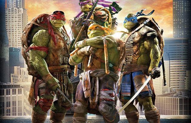 Las Tortugas Ninjas: Fuera de las Sombras
