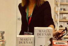María Dueñas en la Ciudad del Conocimiento