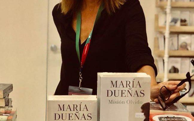 Photo of Encuentro con la escritora María Dueñas en la Ciudad del Conocimiento