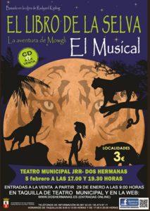 Musical El libro de la selva: Las aventural de Mowgli