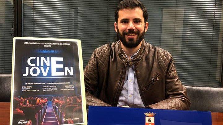 """Photo of Recogida de entradas del """"Programa Cine Joven"""" para marzo 2019"""