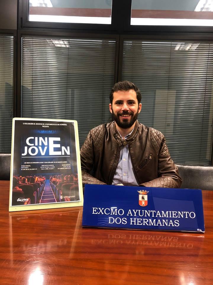 Programa Cine Joven Dos Hermanas 2019