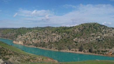 Río Guadiamar entre Aznalcazar y Villamanrique