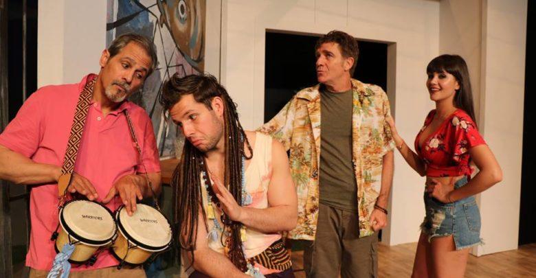 Saga producciones presenta Aguacates en el Teatro Municipal Juan Rodríguez Romero