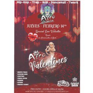 AfroSrilanka San Valentín en Srilanka 2019