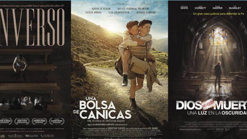 I Muestra de Cine Espiritual en Cineapolis Dos Hermanas