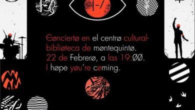 Concierto de Above your Mind en tributo a Twenty One Pilots en el Centro Cultural Biblioteca de Montequinto